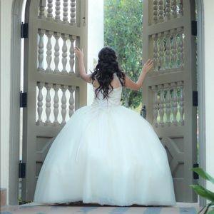 Sweet 16/quince dress